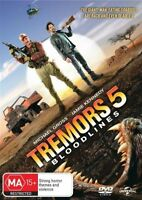Tremors 5 - Bloodlines DVD : NEW