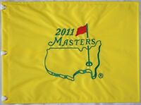 2011 MASTERS Official EMBROIDERED Golf Pin FLAG Sealed