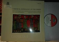 UNESCO Collection: Antholoy of the Orient: Georgia I / Bärenreiter Germany LP NM