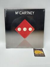 Paul McCartney III #/9200 Red Vinyl Color LP 3 Factory Sealed Hand Numbered