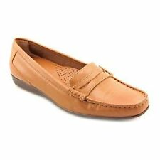 Women's 100% Leather Casual Flats