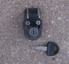 1984 Suzuki GS450L Helmet Lock with Key
