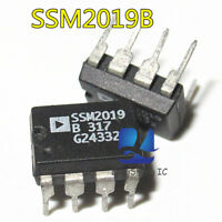 1pcs SSM2019BN SSM2019 DIP8 self-contained audio preamplifier new