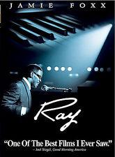Ray (DVD, 2005, Full Frame) NEW Sealed