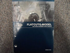 2009 Harley Davidson FLHTCUTG Parts Catalog Manual FACTORY OEM BOOK x