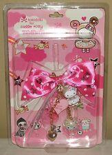 TOKIDOKI x Hello Kitty Donutella Mobile Phone Strap Charm Sanrio 2008 Rare NEW