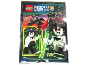 Lego - Nexo Knights - VanByter  - Foil Pack - 271832- New & Sealed nex150