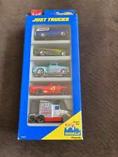 Hot Wheels Gift Pack 5 Pack Just Trucks Bronco & Kenworth 1996 Never Opened!