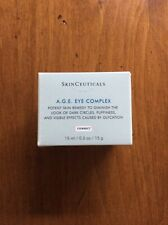 SkinCeuticals A.G.E. Age Eye Complex 0.5oz/15ml 6106260 New In Box Free Shipping