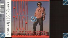 BRUCE SPRINGSTEEN HUMAN TOUCH CD MAXI picture disc edition