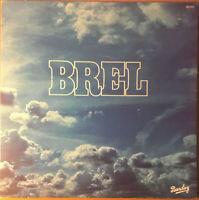 Jacques Brel – Brel [ Vinyl France 1977 N.Mint Gatefold Pop Chanson ]