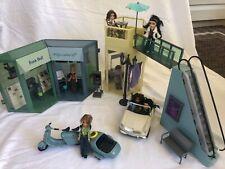 Bratz dolls, clothing, accessories, mall, cars, house and Baby Bratz