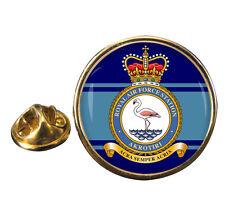 Royal Air Force (RAF) Station Akrotiri ® Lapel Pin Badge Gift