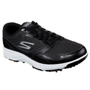 Skechers Go Golf Torque Sport Golf Shoes -  Black/White