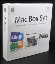 NEU Apple Mac Box Set für bis zu 5 Mac's: iWork 09, iLife 11 & 10.6 Snow Leopard