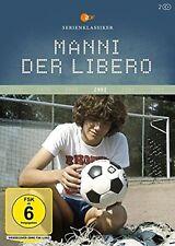 Manni der Libero NEU OVP 2 DVDs