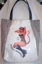 FUNKY FELINE GROOVY LEOPARD  ANIMAL  TOTE/BAG Made in AUSTRALIA by kitsch Design