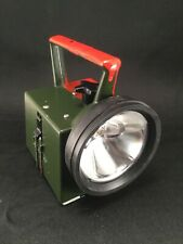 More details for ex mod railway lamp - army signalling torch - bardic type four colour beams t37