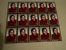HERSCHEL WALKER 1991 RARE Heisman card UNCUT SHEET UGA Georgia Bulldogs NR MT