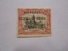 GUATEMALA  N 140 SURCHARGE RENVERSEE