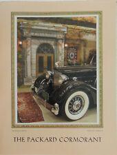 The Packard Cormorant Magazine Spring 2008 No. 130 (1934 Twelve by Dietrich)