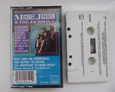 Michael Jackson & the Jackson 5: Great Songs & Performances Motown Cassette Tape