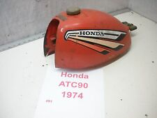ATC90 ATC Honda see video fuel tank gas petrol with cap + petcock + gromet  #91