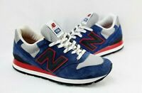 New Balance Men's Fashion Sneakers / Casual / Athletic M996CMB Sizes: 7 ~ 10.5