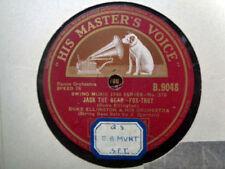 Duke Ellington Jazz 78RPM Records