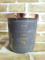 DW Home~OAK WOOD~Candle~VERY RARE~9.1 oz~33 Hr Total Burn~Discontinued
