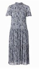 Gorgeous Witchery Current Season High Neck Floral Dress Size 8 Brand New