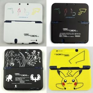Pikachu Pokemon Hard Case Protective Cover For Nintendo New 3DS XL/LL