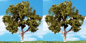 """Multi Scale - Waters Edge Trees, 8"""" to 9"""" (Set of  2 as shown)- WOO-TR3539"""