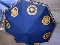 Authentic Gianni Versace Telescopic Umbrella Rare