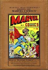 Marvel Masterworks Golden Age Marvel Comics Vol 2 Hc