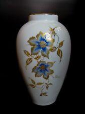 Dorina - Kaiser porcelain vase - 1970s - Floral, Clematis