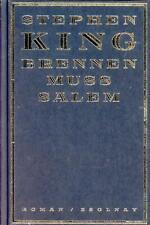 Brennen muß Salem von Stephen King (2006, Gebundene Ausgabe)