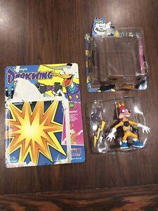 Disney Darkwing Duck Megavolt (1991) Playmates Action Figure