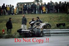 Ronnie Peterson JPS Lotus 72E Canadian Grand Prix 1973 Photograph