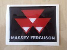 Massey Ferguson  Decal , Massey Ferguson Emblem front emblem