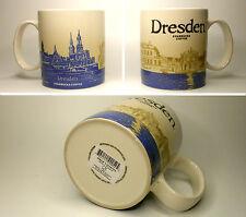 ▓#▓ Starbucks City Mug Icon DRESDEN * Germany Tasse 16oz NEW with SKU  ▓#▓