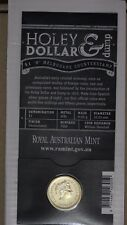 Australia 2013 HOLEY DOLLAR & DUMP MELBOURNE COUNTERSTAMPED 'M' (ANDA13ET/M2)
