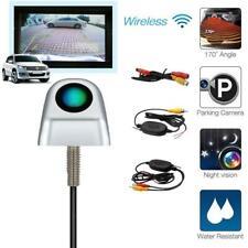 Wireless 170° HD Car Reverse safe Rearview Camera Cam Parking Waterproof Backup