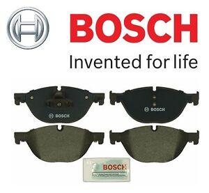 BOSCH FRONT Disc Brake Pad Set for BMW 535i GT 550i 650i 740i 740Li 750i 750Li