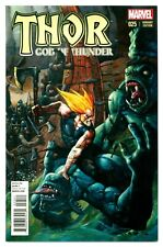 1)THOR: GOD OF THUNDER #25(11/14)1st JANE FOSTER AS THOR(CAMEO)BISLEY(9.8)CGC IT
