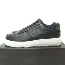 NIKE AIR FORCE 1 LOW SP UK 11.5 EUR 47 US 12.5 NIKELAB LAB QS BLACK FLYKNIT MAX