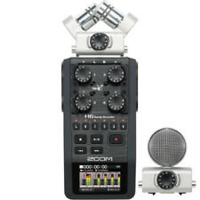 Zoom H6 Six-Track Portable Recorder *SHIPS FAST!*