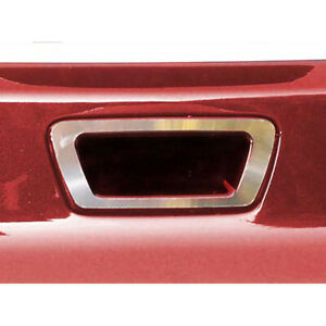 1pc Luxury FX Chrome Rear Door Hatch Surround for 2007-2009 Saturn Outlook
