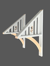 Timber Window Awning Canopy Bracket Sides Only