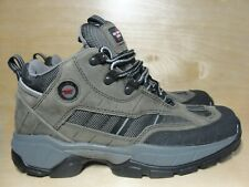 Womens Red Wing Shoes EH 8367 Slate Gray Waterproof 3/4 Hiker Boots A-1 SIZE 7.5